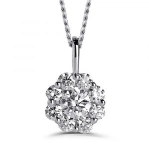 Brown & Newith Bella Diamond Pendant