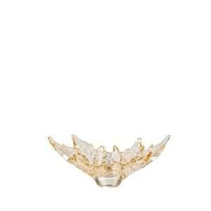 Lalique Champ Elysees Bowl Gold: 10599100