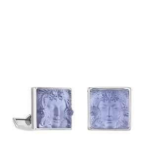 Lalique Arethuse Cufflink, Blue Sapphire : 10603600