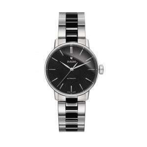 Rado Coupole Classic, Steel & Black, Automatic Watch : R22.862.15.2
