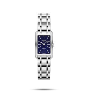 Longines DolceVita, Blue Starry Night, Stainless Steel : L5.255.4.93.6