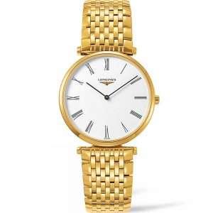 Longines La Grande Classique de Longines Gold PVD :