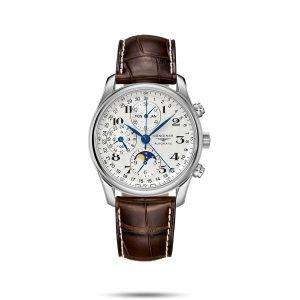 Longines The Master Collection, Automatic, Moon Watch : L2.673.4.78.3