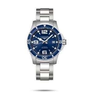 Longines HydroConquest, Blue, Automatic : L3.742.4.96.6