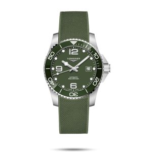 Longines HydroConquest, Green Matt : L3.781.4.06.9