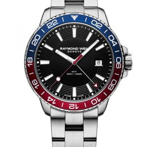 Raymond Weil Tango, Blue and Red: 8280-ST3-20001