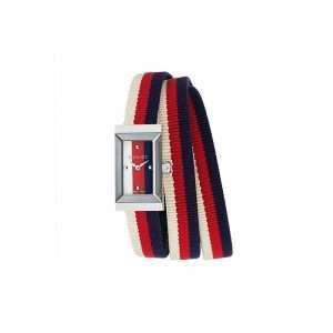 Gucci G-Grame Synthetic Triple Loop Bracelet Watch : YA147502