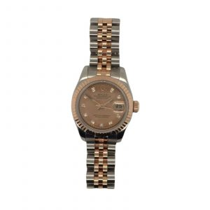 Pre-Owned Rolex Datejust Rose Gold (16234) : 1250236