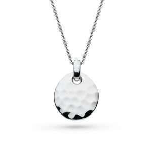 Kit Heath Coast Impressions Necklace, Engravable : 90202