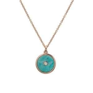 Unique and Co Amazonite Pendant : 1557079