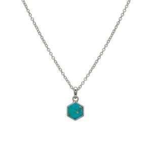 Unique and Co Turquoise Pendant : 1557083