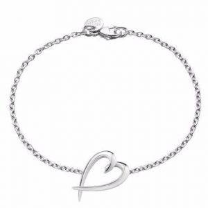 Shaun Leane Gold Vermeil Signature Heart Bracelet SA020.YVNABOS
