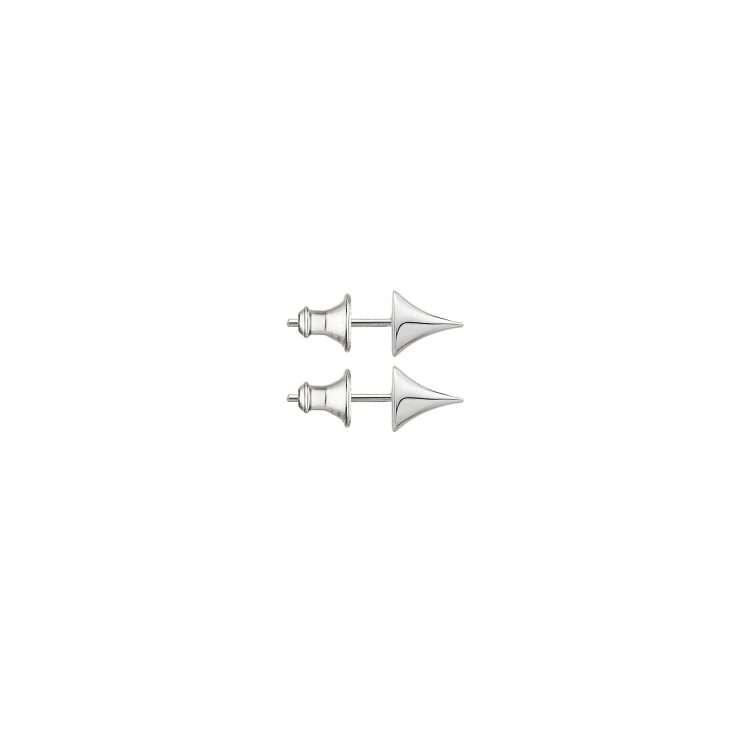 Shaun Leane Silver Rose Thorn Stud Earrings : RT010.SSNAEOS