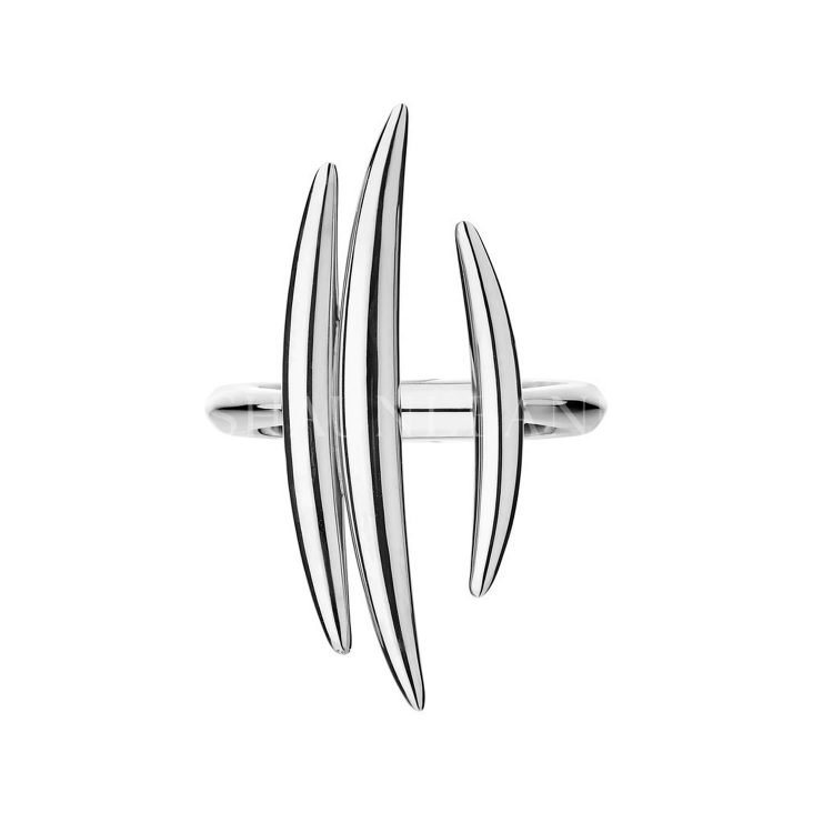 Shaun Leane Silver Quilll Triple Ring : QU036.SSNARZM