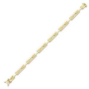9ct Gold Bar Bracelet : 1811314