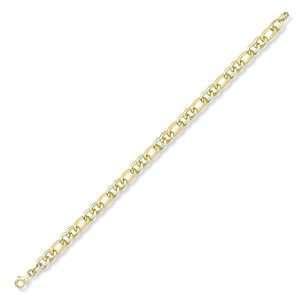 9ct Fancy Link Bracelet : 1811315