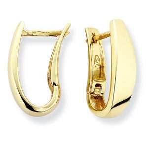 Rivoli 9ct Huggie Earrings : 0654492