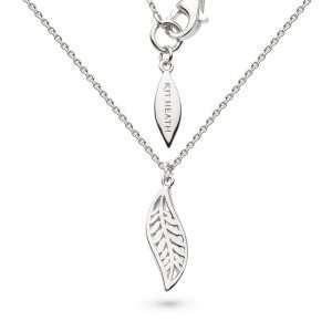 Kit Heath Blossom Eden Mini Leaf Necklace : 90245HP027