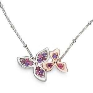 Blossom Petal Bloom Rosé Necklet