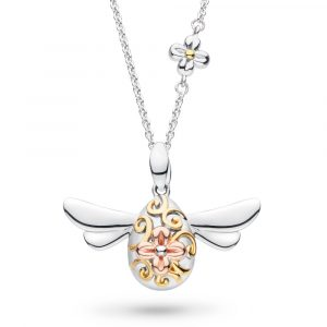 Kit Heath Blossom Flyte The Queen Bee Necklace: 90342GRG