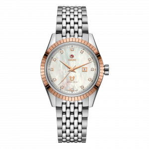 Rado Hyperchrome Classic Automatic Watch: R33.102.90.3