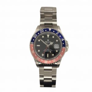 Pre-Owned Rolex GMT II Pepsi (16700) : 1250237