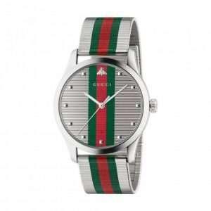 Gucci G-Timeless Green Watch : YA126284