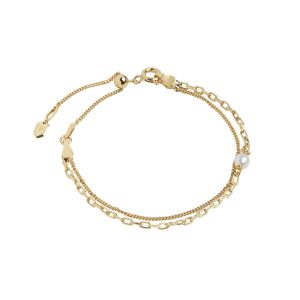 Maria Black Cantare, Gold Plated, Pearl, Bracelet : 400249G