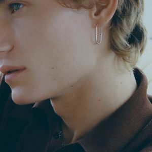 Maria Black Chance Mini Earring Silver : 100581