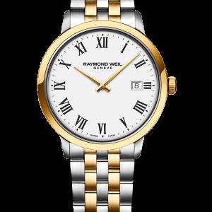 Raymond Weil Toccata Bi-Colour Watch : 5485-STP-00300