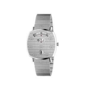 Gucci Grip Stainless Steel Watch : YA157401